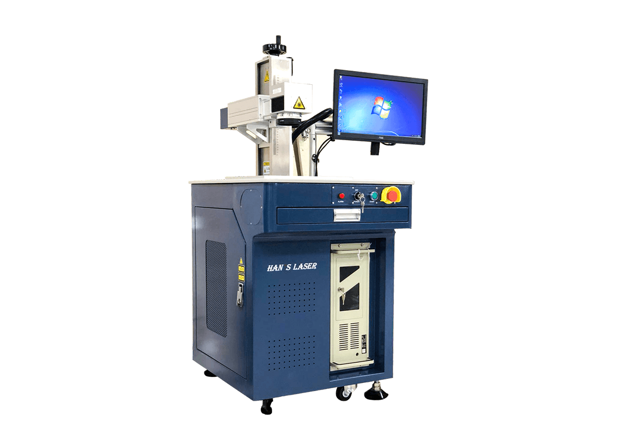 Industrial  MOPA Fiber Laser Marking Machine KS20 / KS50