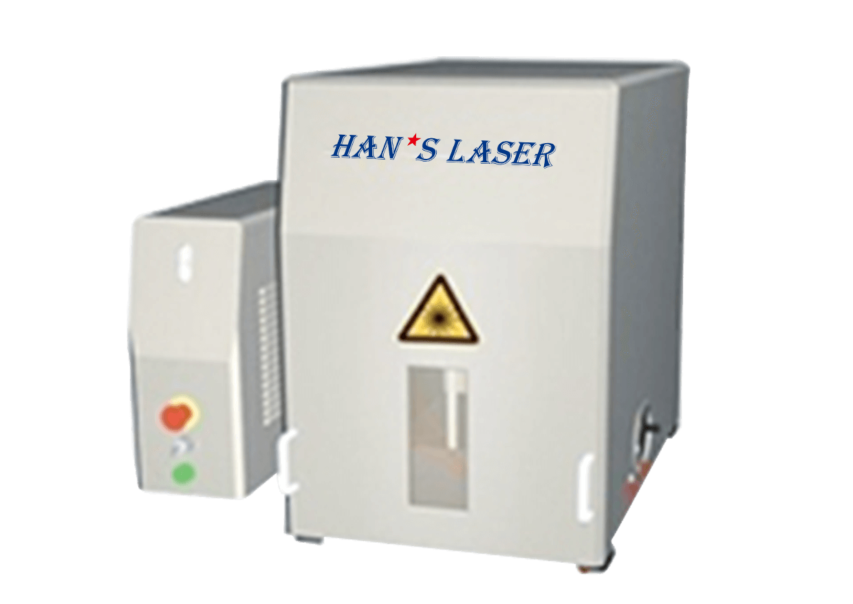 MARS-20W Fiber Laser Marking & Engraving Machine